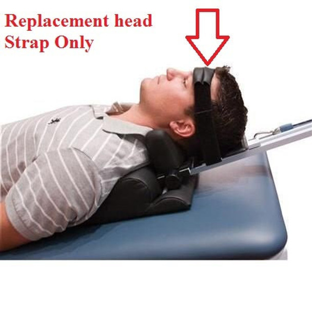 Saunders Cervical Traction Unit Replacement Head Strap
