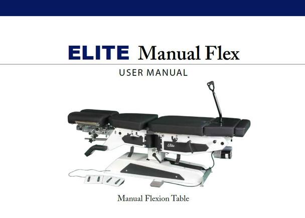 Elite Manual Flexion User Manual - PDF Download