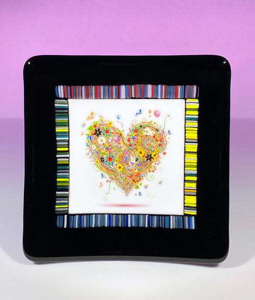 Valentine Seasons of Love Bowl - Summer