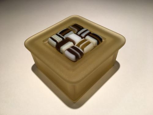 Light Amber Mini Fusebox
