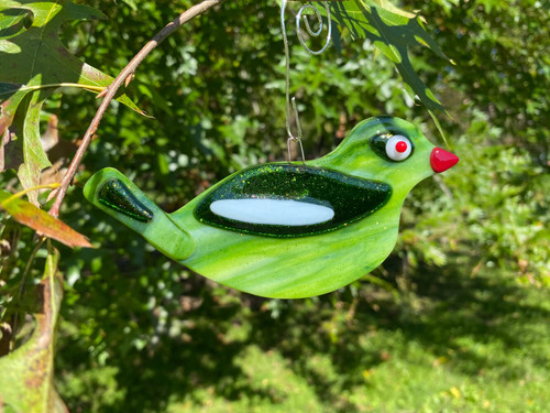 Aventurine Green Songbird (Female)