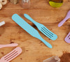 Mad Hungry Set of (3) 2-pc Silicone Spurtles with Gift Boxes