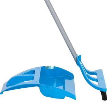 Wisp Broom and Dust Pan Floor Cleaning System Model V32836