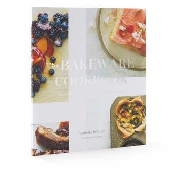 Curtis Stone Dura-Bake Bakeware Cookbook by Rochelle Palermo Hardcover 583-062