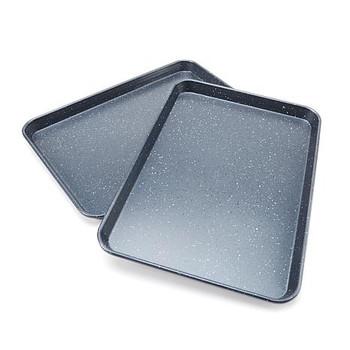 Curtis Stone Dura-Bake® Set of 2 Sheet Pans