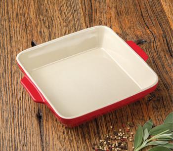 """Artisan Series Bakeware DA VINCI 11.5"""" Square Baking Dish"""