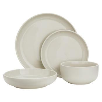 Curtis Stone Dura-Plate 4-piece Dinnerware Set Model 636116