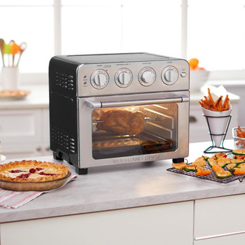 Wolfgang Puck 1700-Watt 23-Liter Air Fryer/Oven with Rotisserie Model 669-175