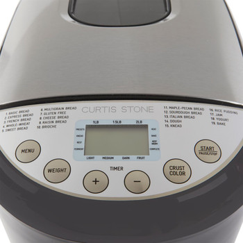 Curtis Stone 2lb. Bread Maker Model 676-748