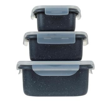 Curtis Stone 6-piece Dura-Bake¨ Nonstick Food Storage Set Model 670-536