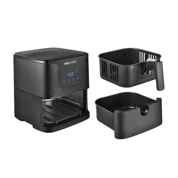 KALORIK 3.5 QUART DIGITAL AIR FRYER, MATTE BLACK