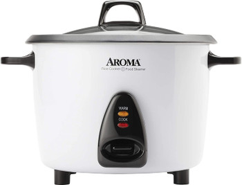 Aroma Housewares 20-Cup Rice Cooker & Food Steamer ARC-360-NGP