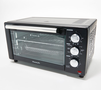 PowerXL 1500W 10-in-1 Air Fryer Grill Oven with Rotisserie Model-Refurbished