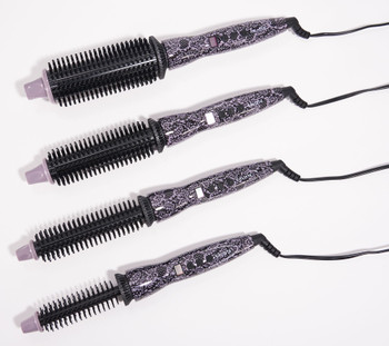 Calista Perfecter Pro Grip Heated Round Brush with Bag - Model A372250 - Refurbished