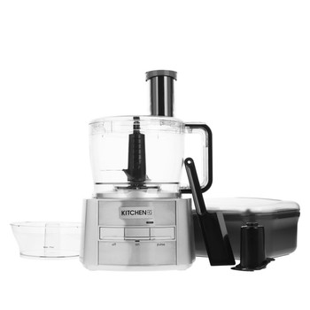 Kitchen HQ 12- & 5-Cup Bowl Induction Motor Food Processor