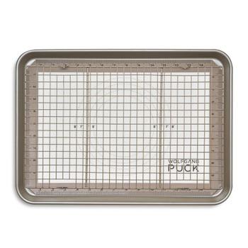 Wolfgang Puck 3-piece Nonstick Sheet Pan Set