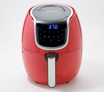 Vortex 1500W 5qt 7-in-1 Digital Air Fryer w/Presets - Refurbished