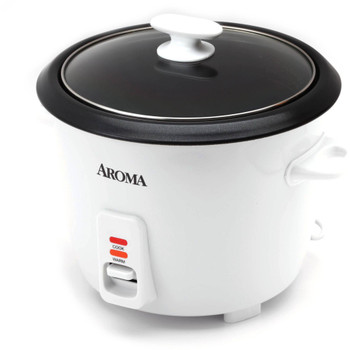 Aroma 14-Cup Rice Cooker Automatic Keep-Warm Function Model ARC-327NGP