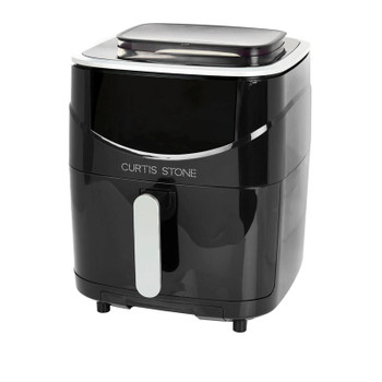 Curtis Stone 6.9-Quart Dura-Pan Air Fryer and Steamer Combo