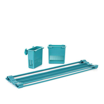 Curtis Stone Multi-Purpose Roll-Up Trivet and Drying Rack