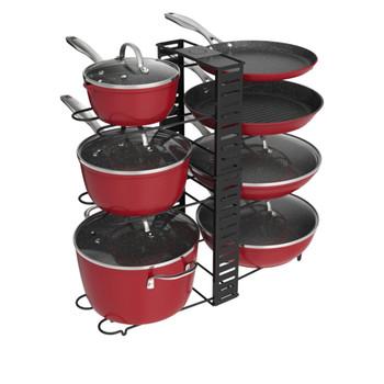 Curtis Stone Adjustable Cookware Rack