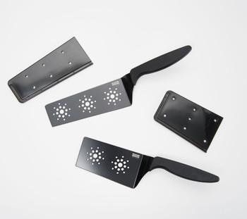 Kuhn Rikon Set of 2 Slice & Serve Spatulas