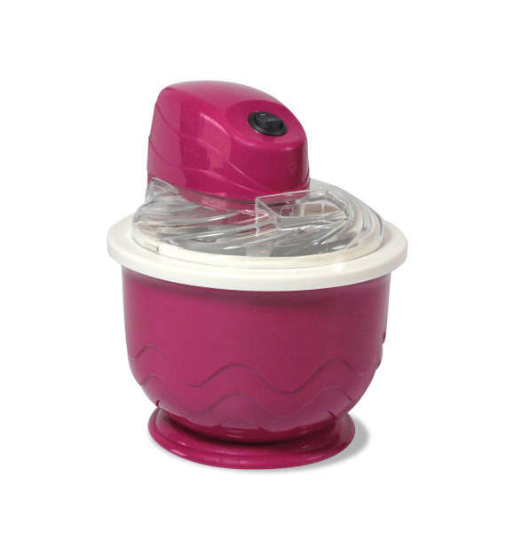 Deni 1.5 Pint Automatic Ice Cream & Dessert Maker - Pink