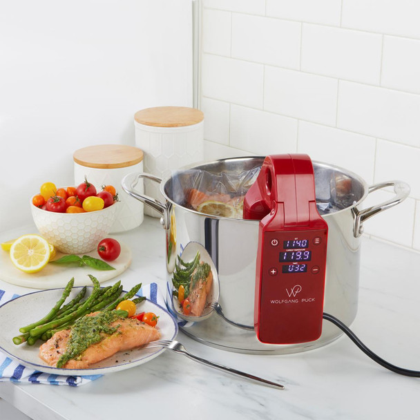 Wolfgang Puck Compact Clip Sous Vide Model 606-700