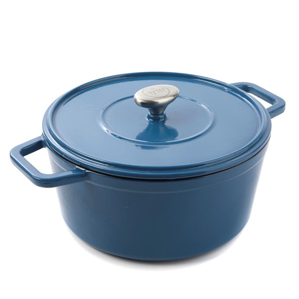 Michael Symon Home 4.5-Quart Enameled Cast Iron Dutch Oven Model 614-968