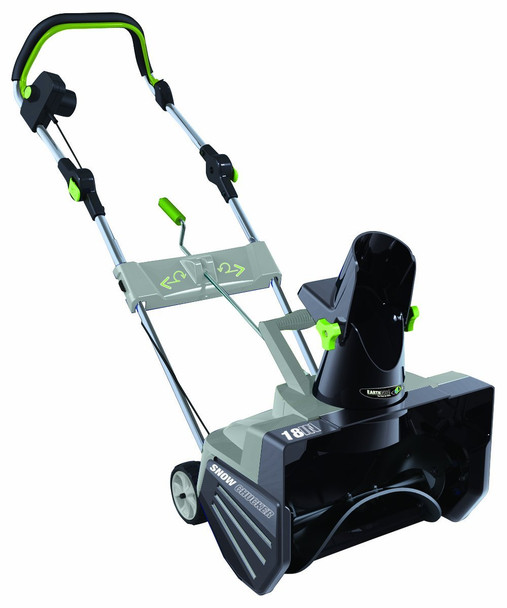 Earthwise 13.5 AMP Electric Snow Thrower 18 Inch Snow Blower