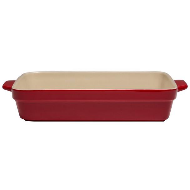 """Artisan Series Bakeware CARAVAGGIO 14.5"""" Rectangular Baking Dish"""