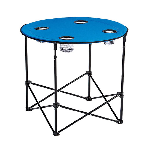 Blue Outdoors Collapsible Camp Table Model JJ-BBCT