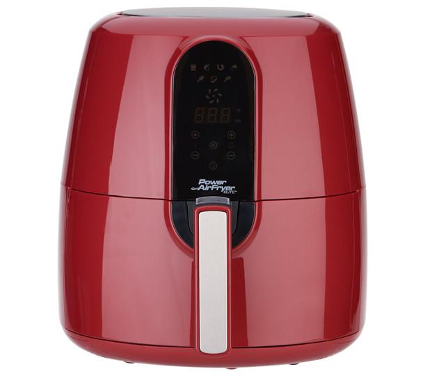 Power Air Fryer Elite 5.5-qt 6-in-1 Digital Air Fryer w/ Cake Pan