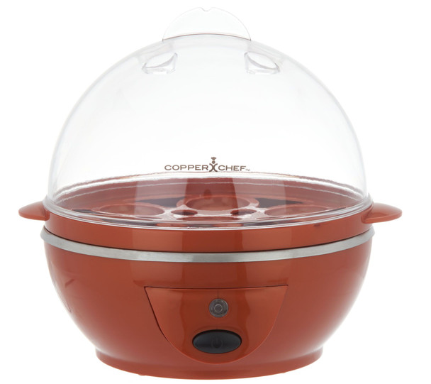 Copper Chef Deluxe Perfect Egg Maker - Renewed