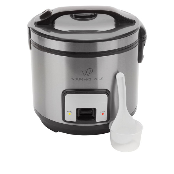 Wolfgang Puck 10-Cup Electric Rice Cooker and Steamer Model 655-587