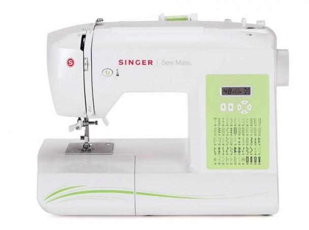 Singer Sewing Machine Sew Mateª 5400 - Refurbished