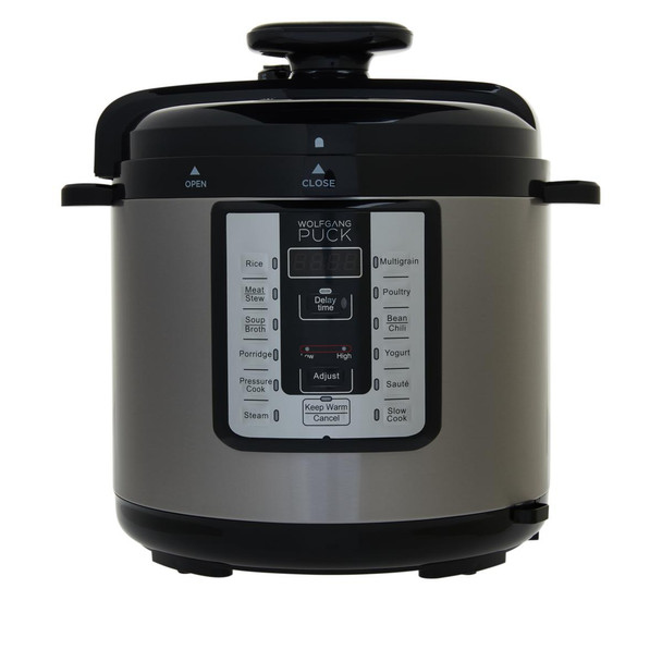 Wolfgang Puck 8-Quart Programmable Pressure Cooker Model 668-625