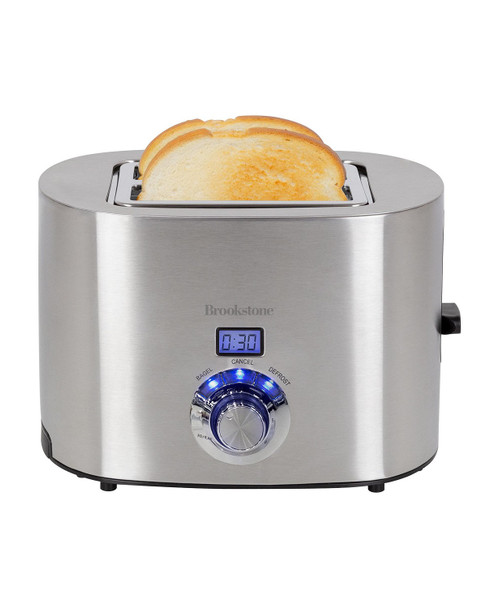 Brookstone Digital 2-Slice Rapid Toaster