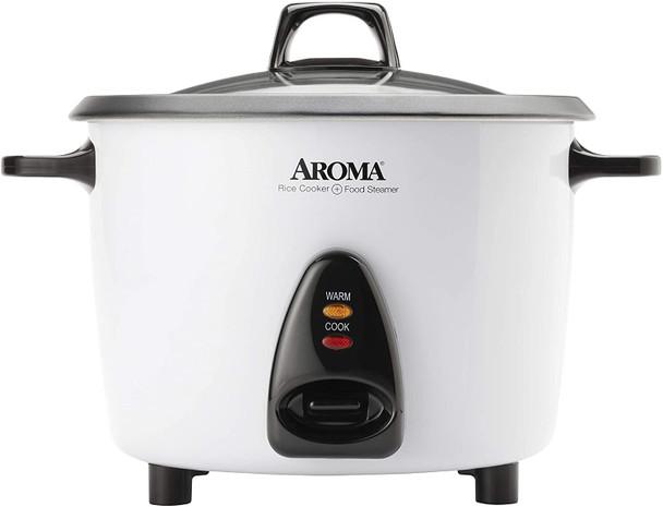 Aroma Housewares 20-Cup Rice Cooker & Food Steamer ARC-360-NGP