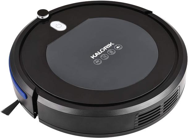 KALORIK Robotic Vacuum with Ionic Air Purifier Refurbished