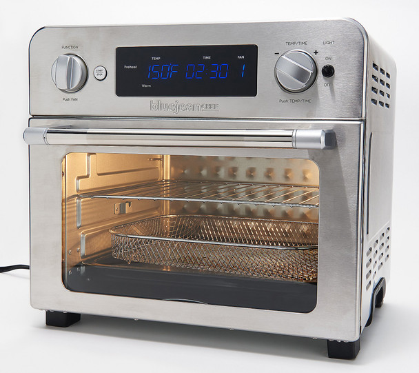 Blue Jean Chef 23L Digital Air Fryer Toaster Oven