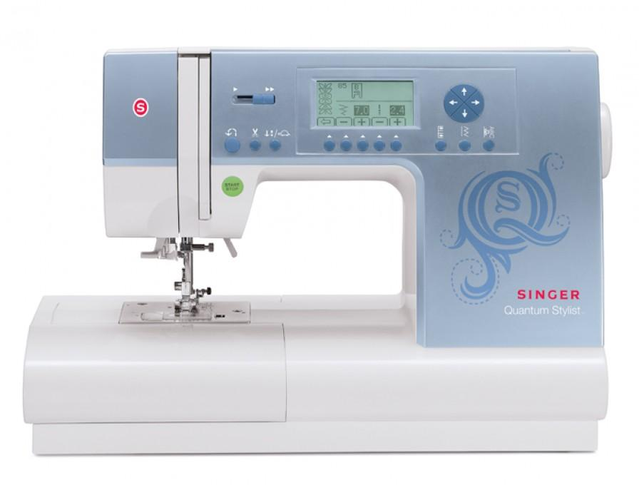 Singer Sewing Machine Quantum Stylist 9980 Sewing Machine with 820 Built-in  Stitches