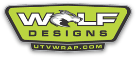 Wolf Designs UTV Wrap Kit Store