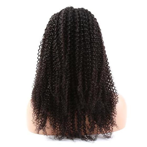 Kinky Curl Full Lace Wig 150% Density