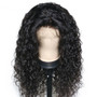 Curly Wave Lace Front Pre-Plucked Wig with Baby Hairs