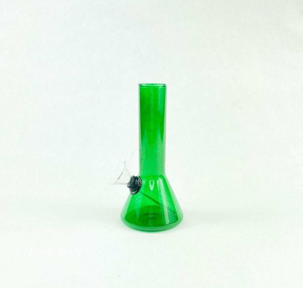 Sale on a 5 Glass Bong in Your Favorite Color from AtomicBlaze Headshop and we always have the cheapest glass pipes and bongs and free shipping promos