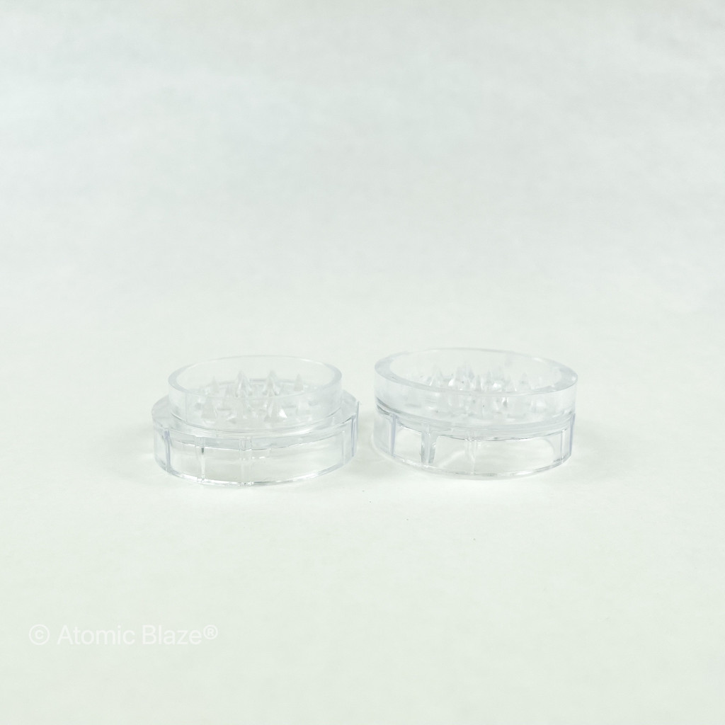 Small Acrylic Grinder - Plastic Grinders