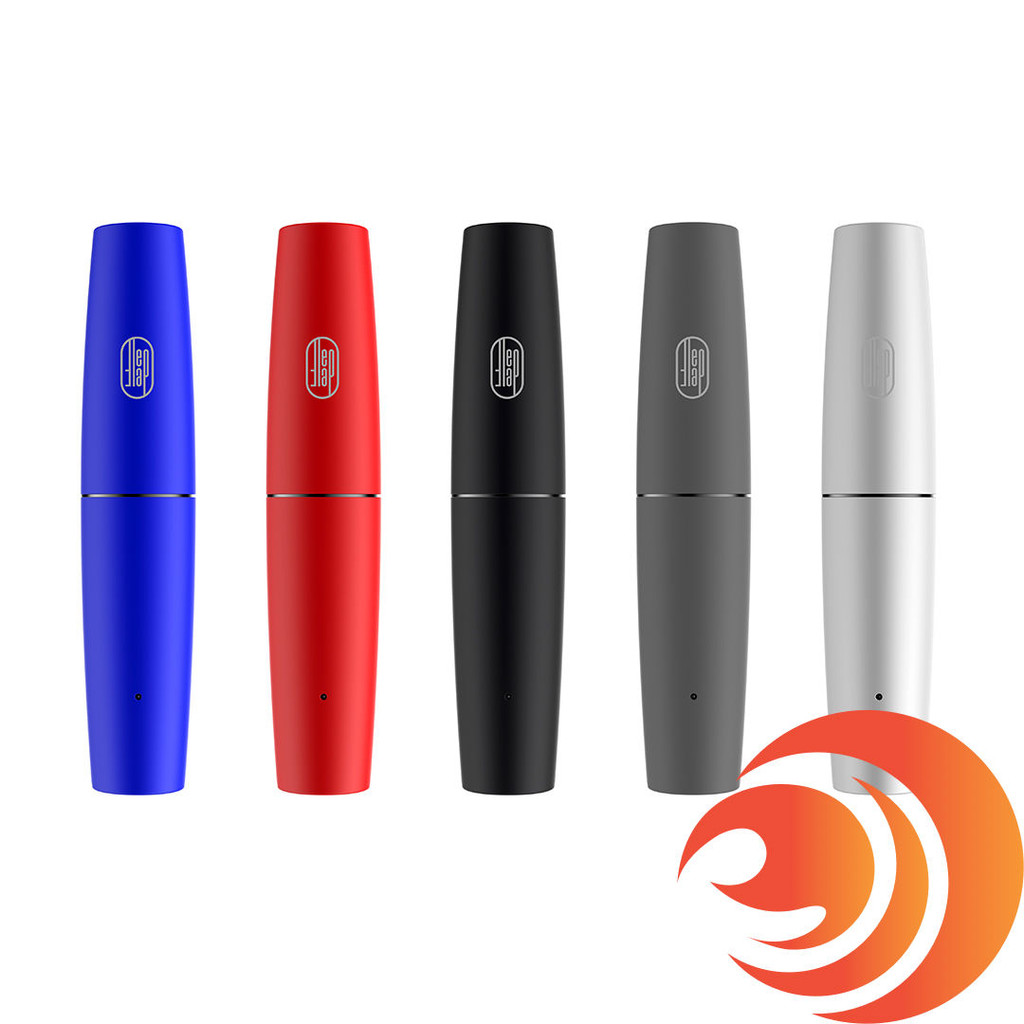 The FLEAP double-sided autodraw vape battery available in five colors in our online smoke shop.