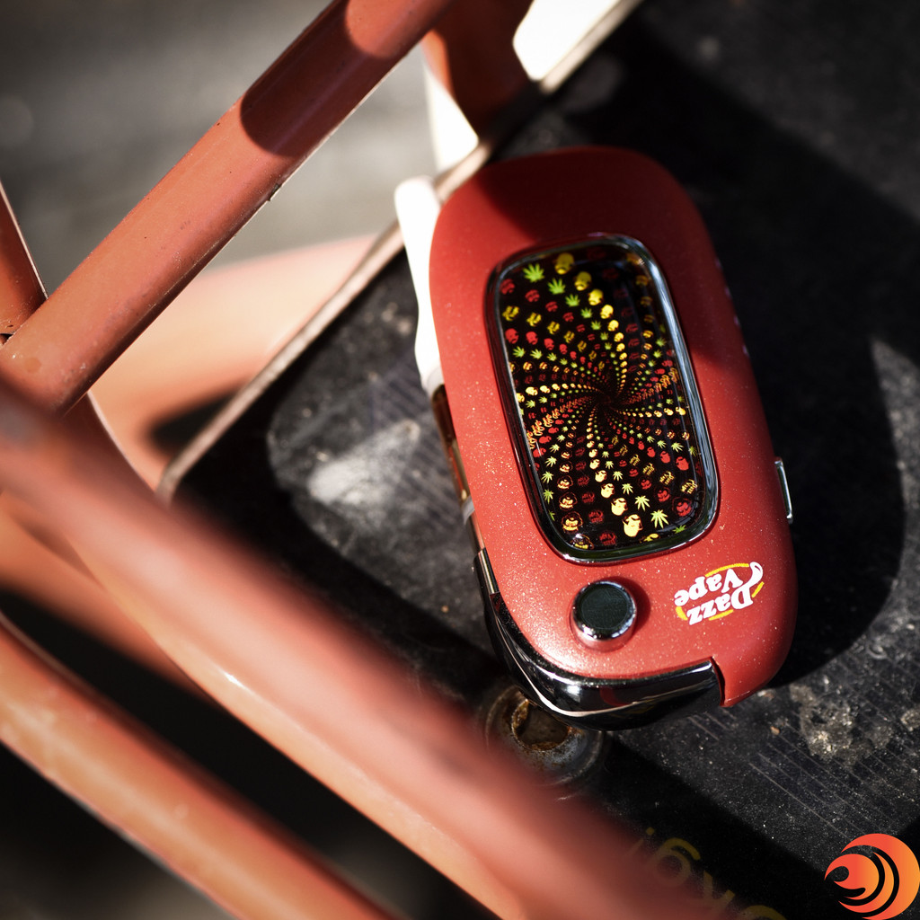 Here's a red psychedelic special edition 510 battery with a special price in our top rated online smoke shop. Look for free shipping!