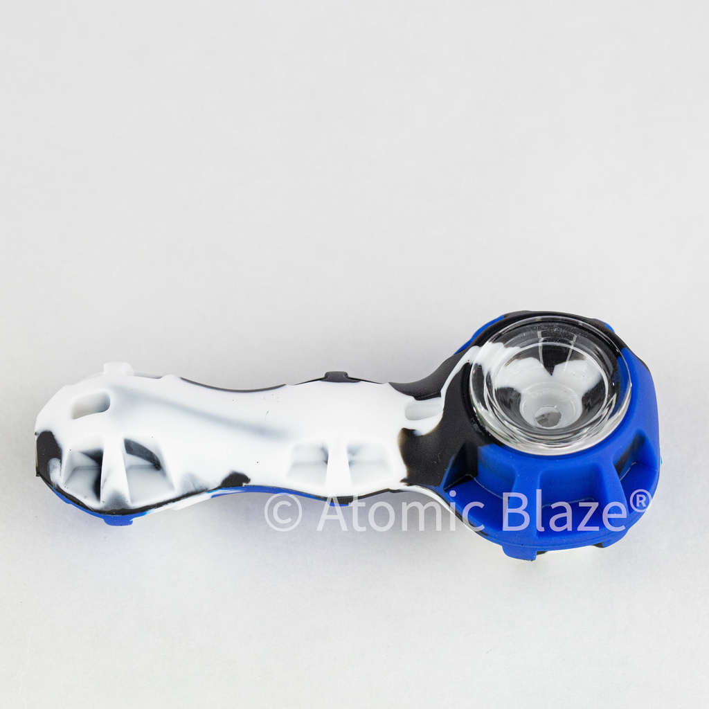 Made from high-quality heat resistant silicone, these bowls for smoking from Atomic Blaze online smoke shop, are durable and made to last.